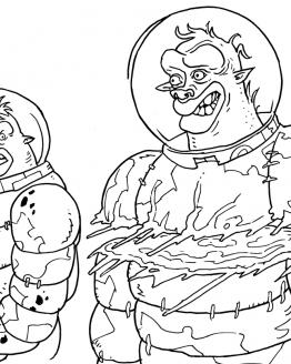 Chili Gomobo Tegneserie Raktus