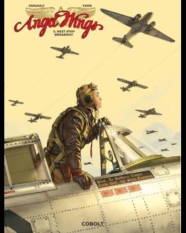tegneserie azobe books Angel Wings 3