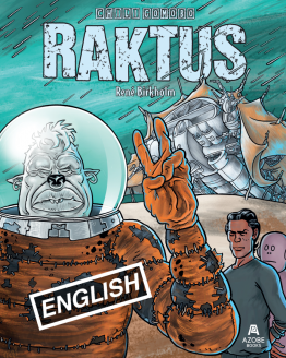 Comic book Raktus, Chili Gomobo #1 by René Birkholm