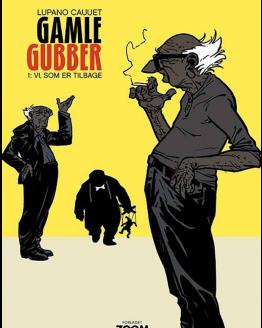 tegneserier SHI Gamle Gubber 1 Vi Som Er Tilbage azobe books