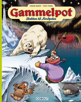 tegneserier Gammelpot 6 azobe books