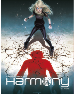 tegneserier Harmony 3 Ago azobe books