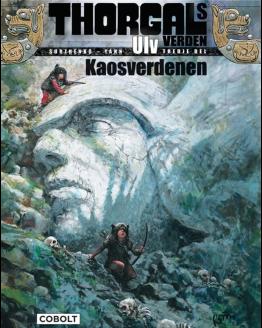 tegneserie Thorgals Verden- Ulv 3. del Kaosverdenen azobe books
