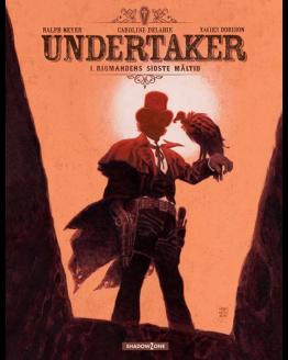 tegneserie Undertaker 1 azobe books