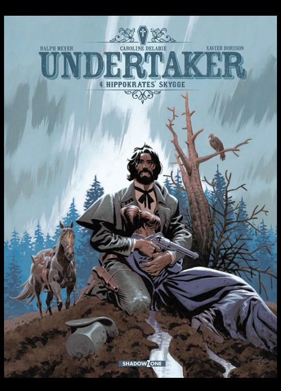 tegneserie Undertaker 4 azobe books
