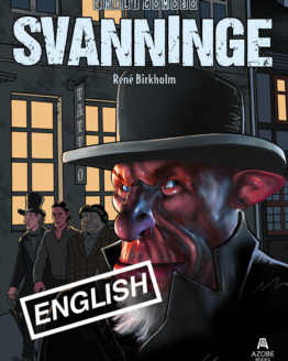 Comic book Svanninge, Chili Gomobo #2 by René Birkholm